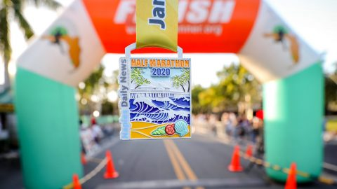 2020 Naples Daily News Half Marathon