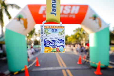 2020 Naples Daily News Half Marathon