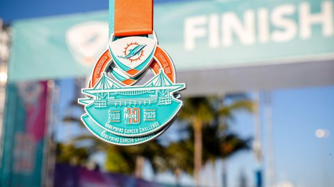 2020 Dolphins Cancer Challenge