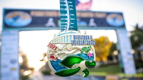 2021 Marathon of the Treasure Coast
